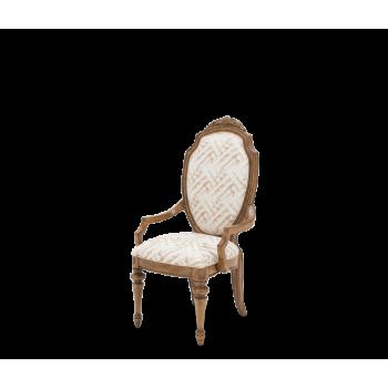 AMINI Excursions Arm Chair Caramel Cashmere