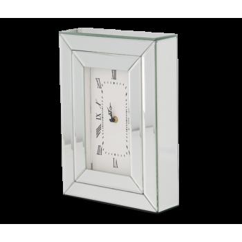 AMINI Montreal Rectangular Table Clock