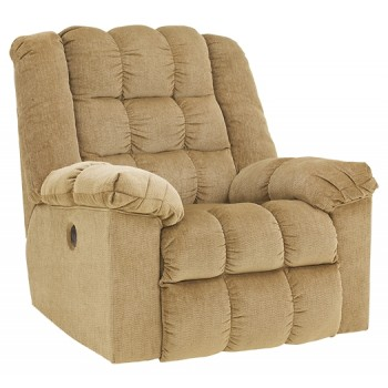 Ludden - Sand - Power Rocker Recliner
