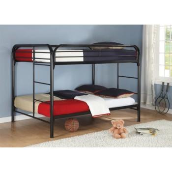 FULL/FULL BUNK BED - FULL / FULL BUNK BED