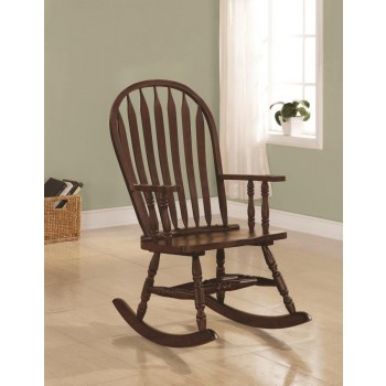 LIVING ROOM: ROCKING CHAIRS - Traditional Rocking Chair