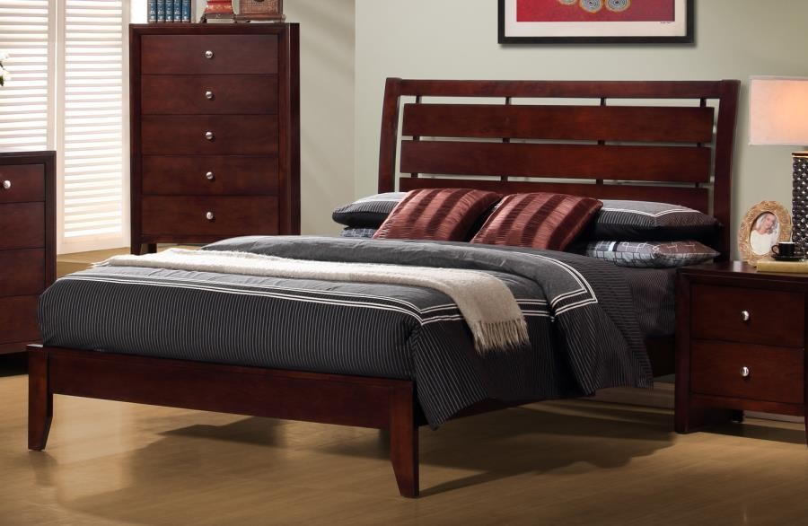 SERENITY COLLECTION - QUEEN BED