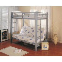 TWIN/FUTON BUNK BED - BUNK BED