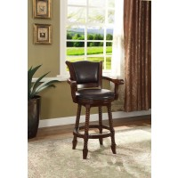 BAR UNITS: TRADITIONAL/TRANSITIONAL - Rec Room Traditional Bar Stool