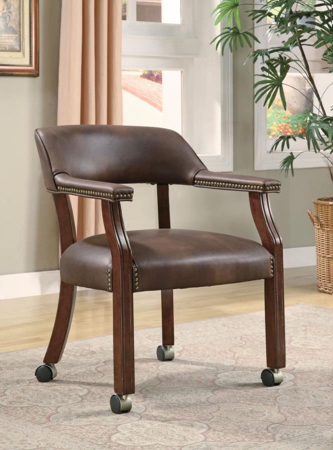 HOME OFFICE : CHAIRS - Chestnut Office Chair