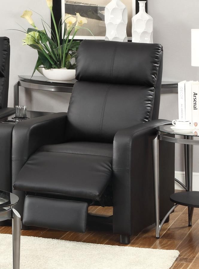 TOOHEY HOME THEATER COLLECTION - Toohey Home Theater Push-Back Recliner