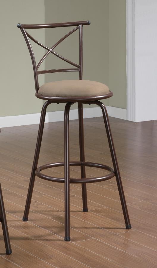 Fabulous Bar Stools Metal Swivel 29 Bar Stool Pack Of 2 Dailytribune Chair Design For Home Dailytribuneorg