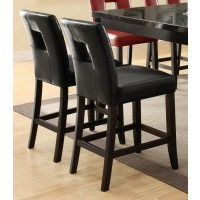 EVERYDAY DINING: STOOLS - COUNTER HT CHAIR (Pack of 2)