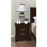 LOUIS PHILIPPE COLLECTION - Louis Philippe Two-Drawer Nightstand