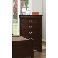 LOUIS PHILIPPE COLLECTION - Louis Philippe Five-Drawer Chest