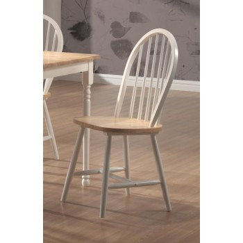 DINETTES: WOOD - DINING CHAIR (Pack of 4)