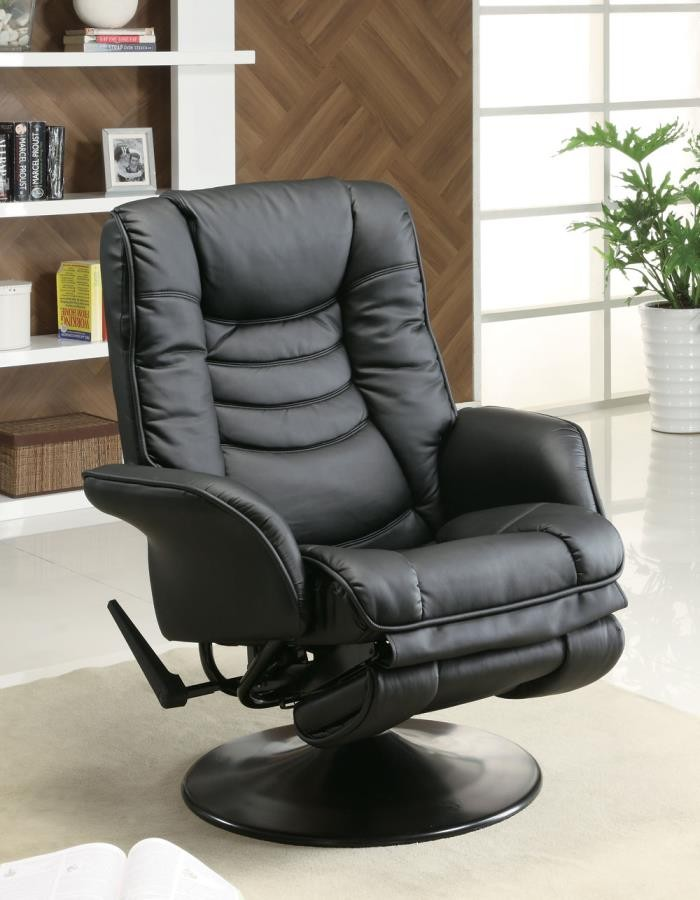 LIVING ROOM : RECLINERS - SWIVEL RECLINER