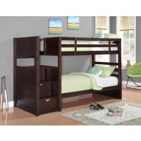 ELLIOTT COLLECTION - TWIN / TWIN BUNK BED