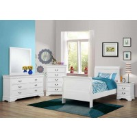 LOUIS PHILLIPE COLLECTION - TWIN BED