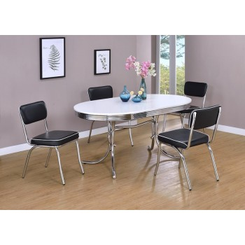 RETRO COLLECTION - DINING TABLE