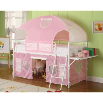 SWEETHEART TENT BED - BUNK BED