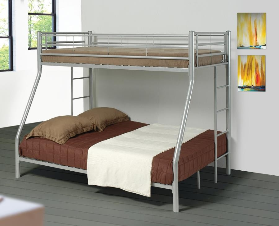 Denley Bunk Beds - TWIN / FULL BUNK BED