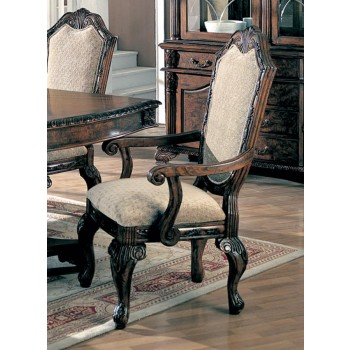 SAINT CHARLES COLLECTION - ARM CHAIR (Pack of 2)