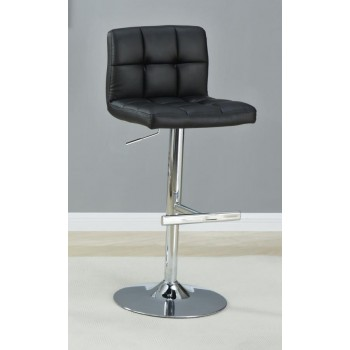 BAR UNITS: CONTEMPORARY - ADJUSTABLE BAR STOOL (Pack of 2)