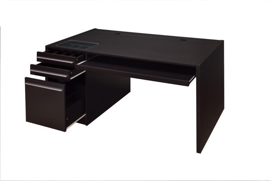 Home Office Desks Connect It Computer Desk 800982