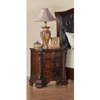 MADDISON COLLECTION - Maddison Traditional Two-Drawer Nightstand