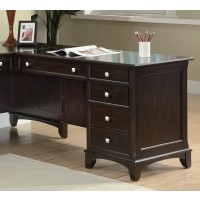 GARSON COLLECTION - Garson Transitional Desk Return