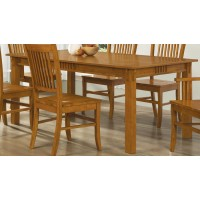 MARBRISA COLLECTION - Morrisa Mission Dining Table