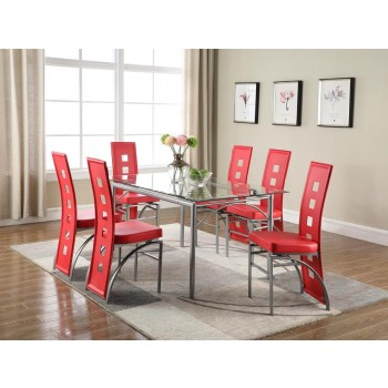 LOS FELIZ COLLECTION - DINING CHAIR (Pack of 2)