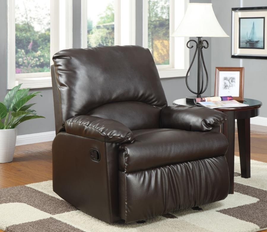 LIVING ROOM : PUSH BACK RECLINERS/RECLINERS - GLIDER RECLINER