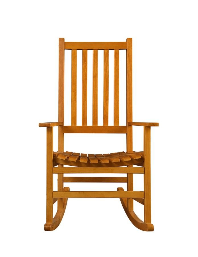 Living Room Rocking Chairs Traditional Wood Rocking Chair