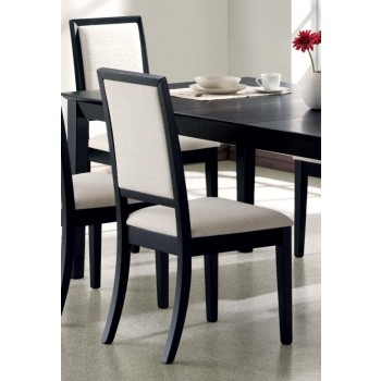 LOUISE COLLECTION - SIDE CHAIR (Pack of 2)