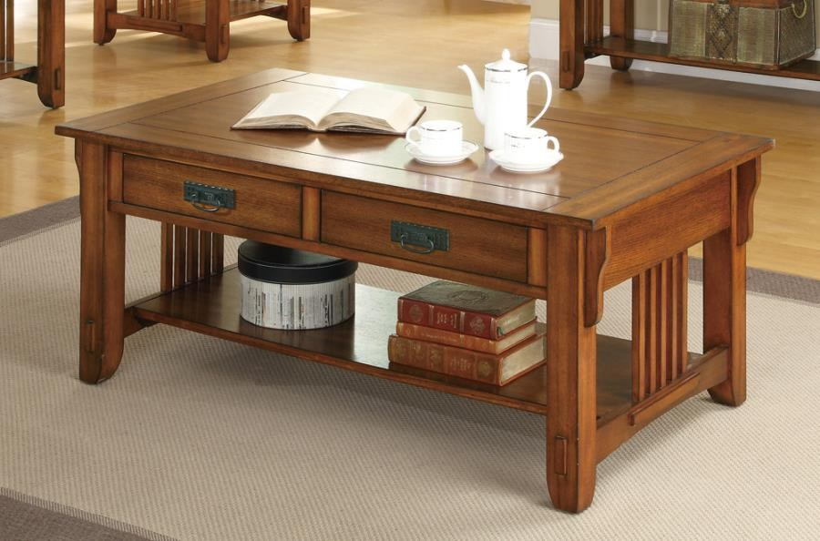 COLTON COLLECTION - COFFEE TABLE