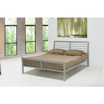 METAL BED - QUEEN BED