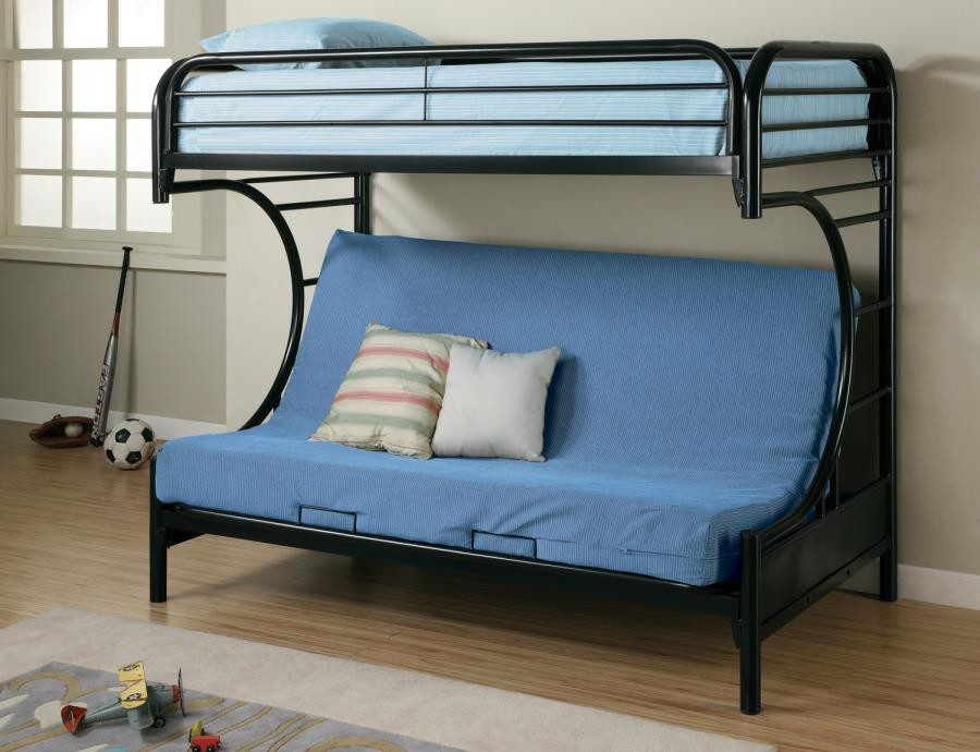 Twin Futon Bunk Bed Bunk Bed 2253k Bunk Beds Rent A Vision