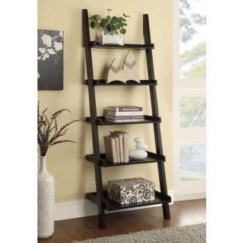 COLELLA COLLECTION - LADDER BOOKCASE