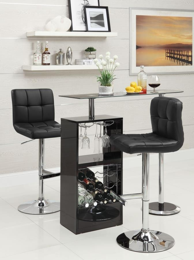 BAR UNITS: CONTEMPORARY - BAR TABLE
