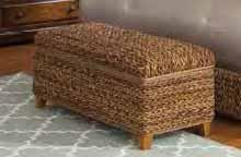 Laughton Collection - Laughton Natural Woven Banana Leaf Trunk