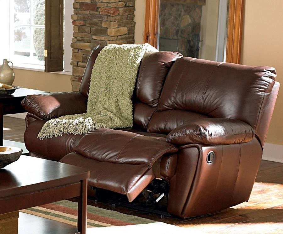 CLIFFORD MOTION COLLECTION - Clifford Motion Double Reclining Loveseat