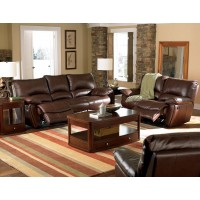 CLIFFORD MOTION COLLECTION - Clifford Motion Dark Brown Glider Recliner