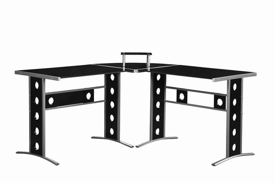 HOME OFFICE : DESKS   3PC COMPUTER DESK SET | 800228 | Home Office ...