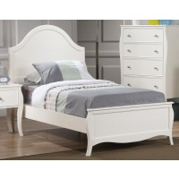 DOMINIQUE COLLECTION - Dominique French Country Twin Bed