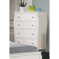 DOMINIQUE COLLECTION - Dominique French Country White Chest