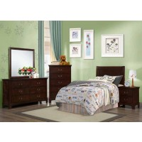 Tatiana Collection - WOOD HEADBOARD