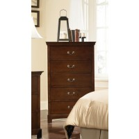 Tatiana Collection - Tatiana Transitional Five-Drawer Chest