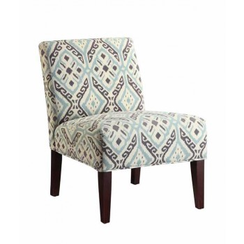 ACCENTS : CHAIRS - Casual Multi-Color Accent Chair