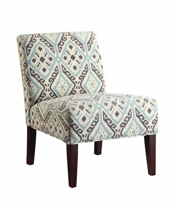 ACCENTS : CHAIRS - Casual Multi-Color Accent Chair | 902191 | Living ...