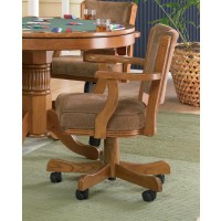MITCHELL GAME TABLE - GAME CHAIR