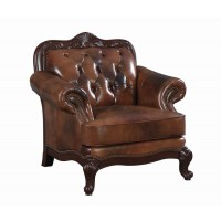 VICTORIA COLLECTION - Victoria Traditional Tri-Tone Chair