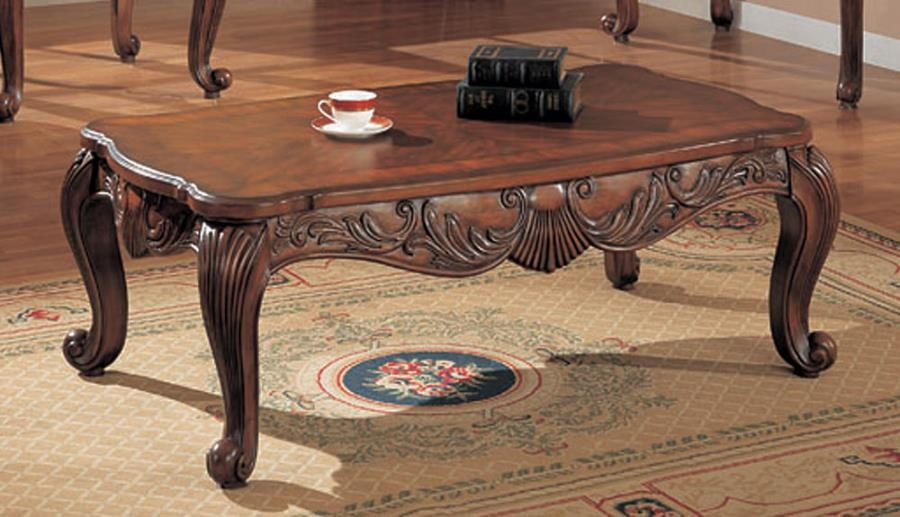 VICTORIA COLLECTION - COFFEE TABLE