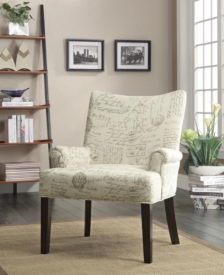 ACCENTS : CHAIRS - ACCENT CHAIR